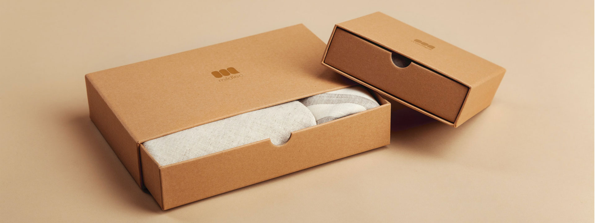 Small box package